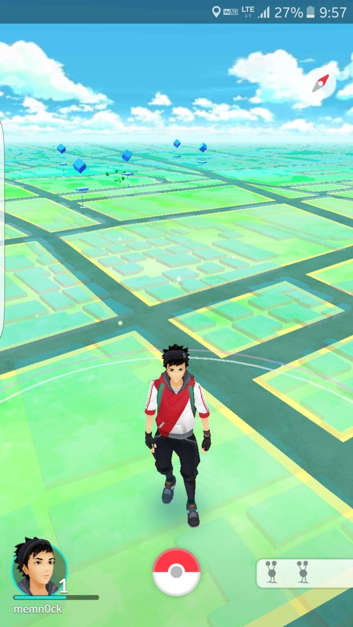 話題のスマホなど向けゲームアプリ「ポケモンgo」が日本でサービス開始