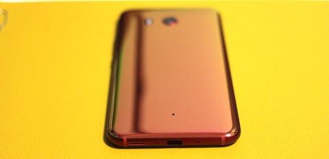 HTC U11 SIMフリー 07