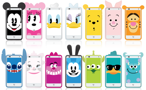 DM015K   Disney Mobile on SoftBank2