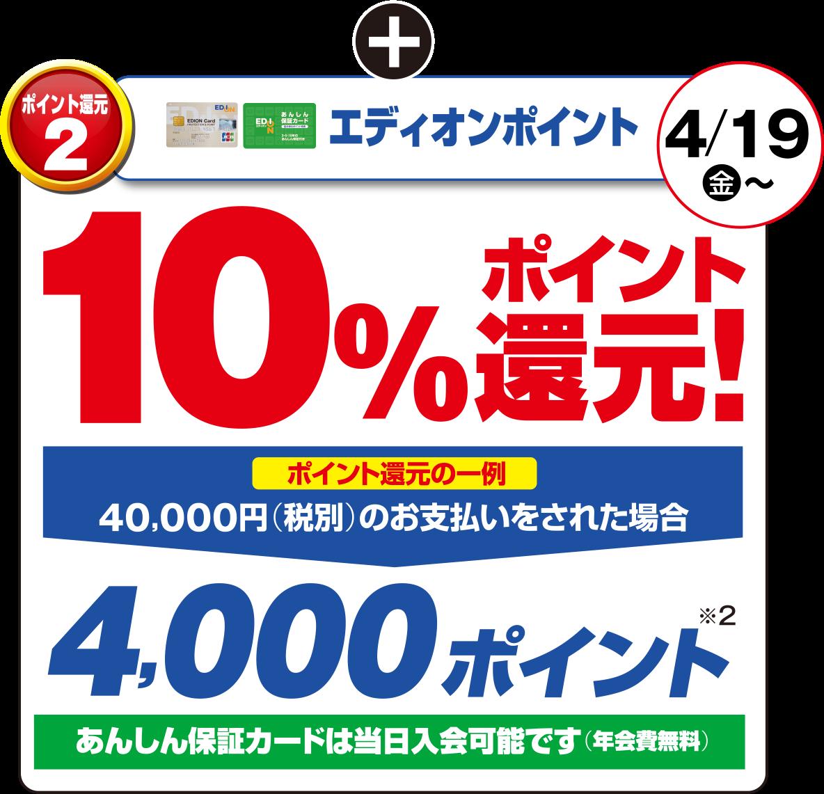 会費 年 エディオン カード