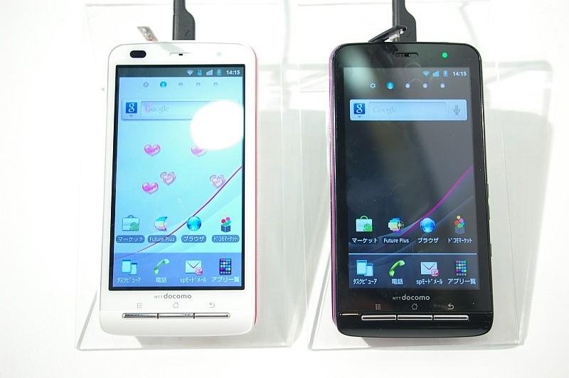 292445a2c5 NTTドコモ、女性に向けたパナソニック初Androidスマートフォン「P-07C ...