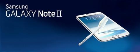 Samsung、5.5インチディスプレイ搭載「GALAXY Note II」を発表!クアッドコアCPUやAndroid 4.1 JB、Sペンの進化など