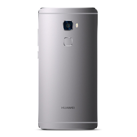 [ファーウェイ]HUAWEI Mate S_Grey_Back