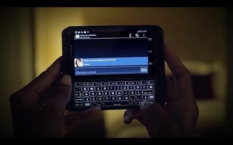 Motorola、スライド式フルキーボード搭載のAndroid 4.0スマートフォン「Motorola PHOTON Q 4G LTE」を発表!米Sprintから発売