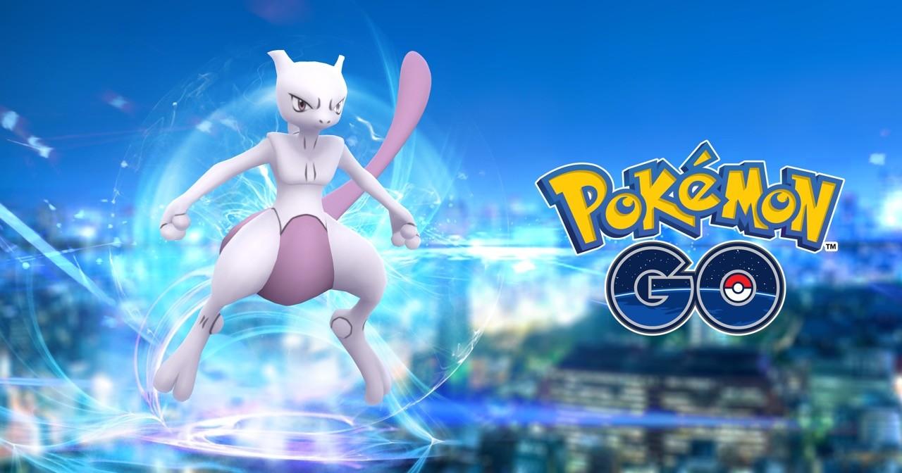 スマホなど向けゲーム「pokemon go」に伝説のポケモン「ミュウツー」が