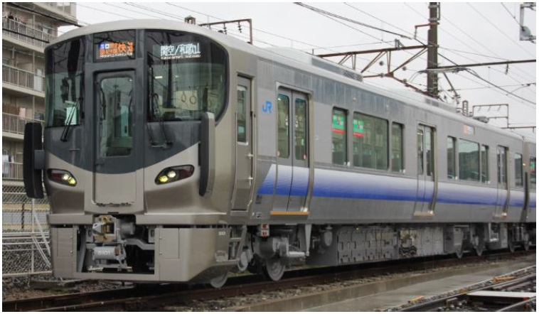 JR東海道本線の「大津駅~山科駅...