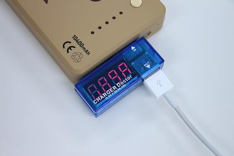 [IMG] USB電流&電圧チェッカー