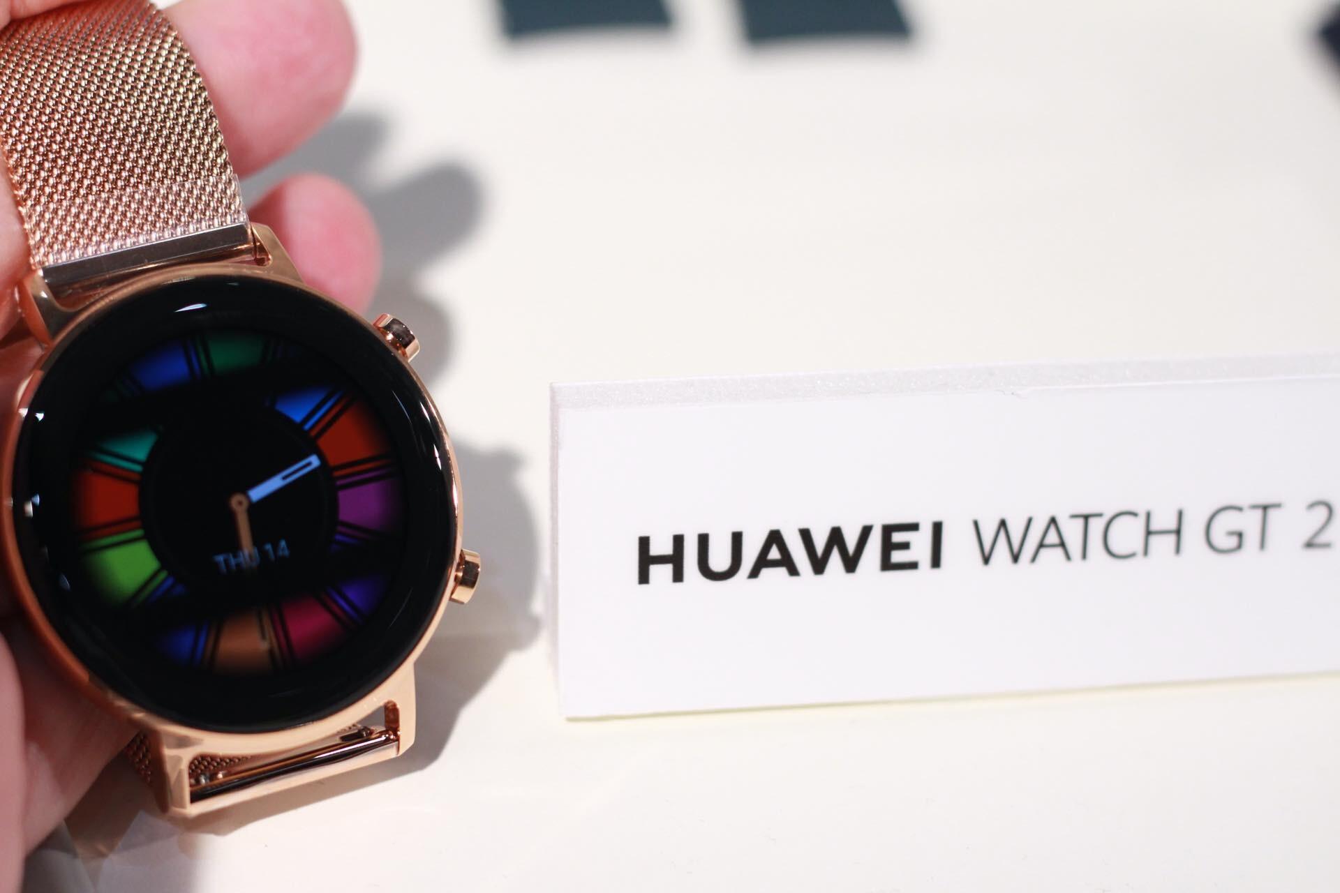 ファーウェイがスマートウォッチ「HUAWEI WATCH GT2」を11月22日