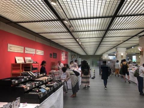 福岡市博物館「侍展」の刀剣乱舞コラボ初日の様子26