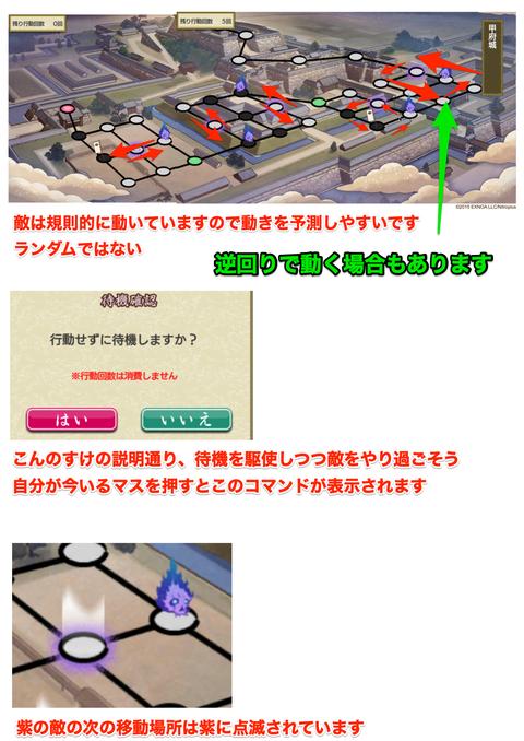 甲府城のtips