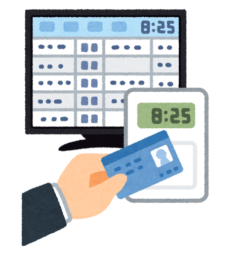timecard_digital_set