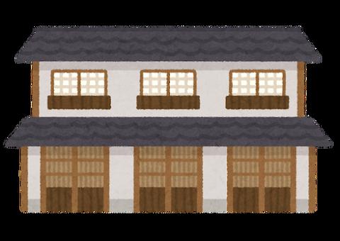 building_nagaya