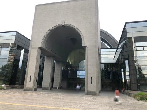 福岡市博物館「侍展」の刀剣乱舞コラボ初日の様子2