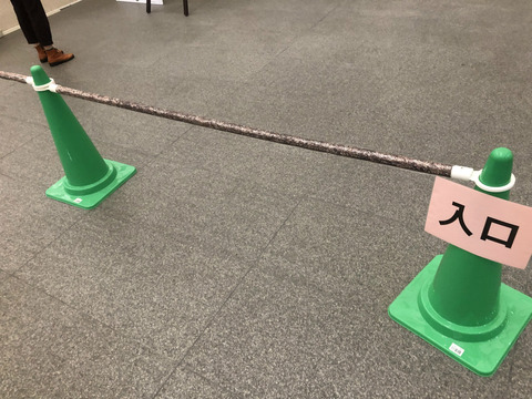 福岡市博物館「侍展」の刀剣乱舞コラボ初日の様子32