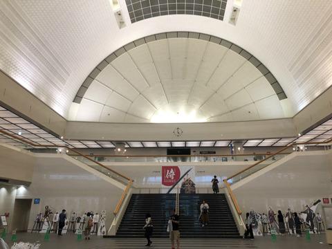 福岡市博物館「侍展」の刀剣乱舞コラボ初日の様子42