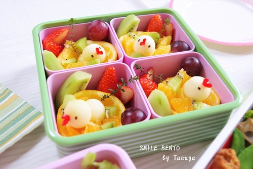 lunch-fruits