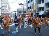 目黒の祭り