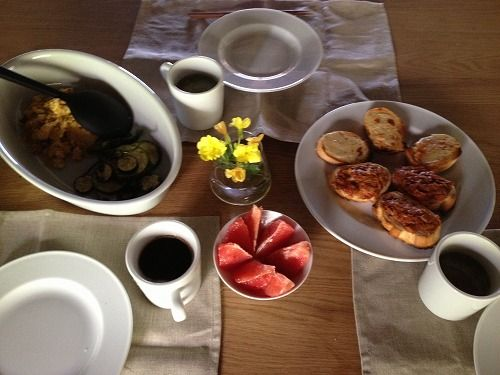 zing朝食