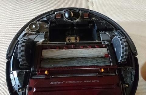 ロボット掃除機ルンバ871 - バッテリー交換