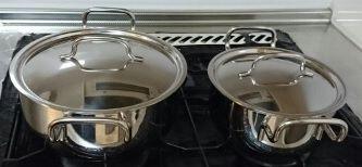 ジオプロダクト 両手鍋購入