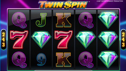TWIN SPIN ベラジョン
