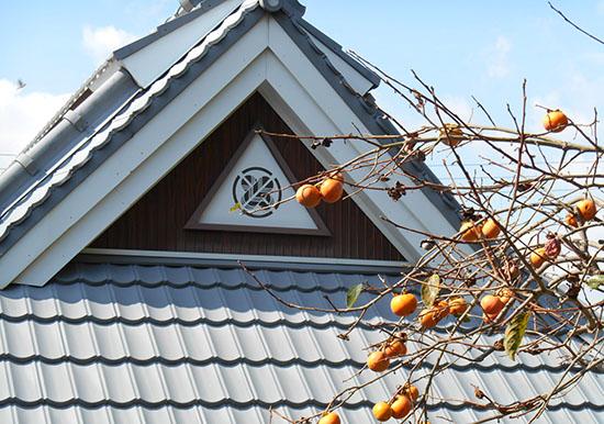 旧家の鷹の羽紋