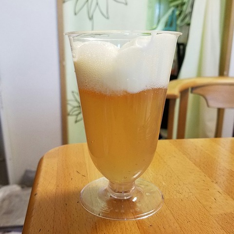 バタービール2