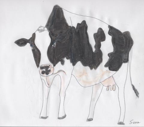 乳牛 のコピー