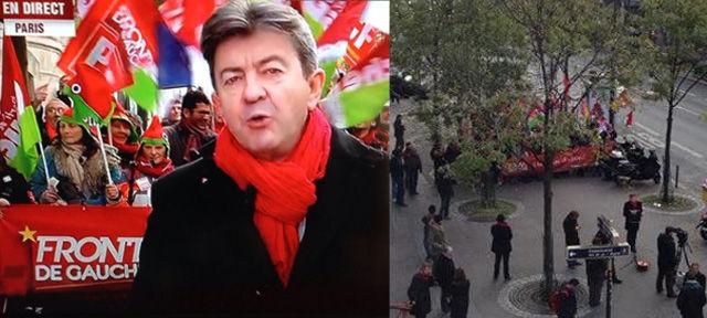 Melenchon-TF1-manifestion-manipulation