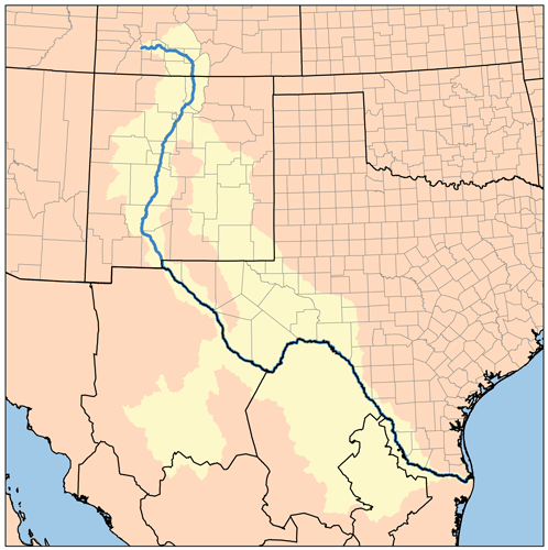 Riogrande_watershed