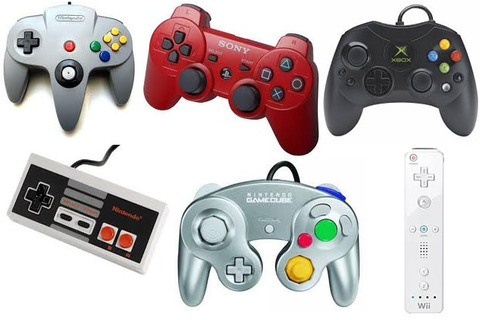25-Best-Video-Game-Controllers