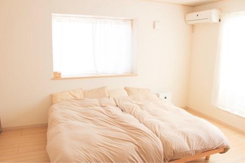 ベッドルーム 寝室 ニトリ