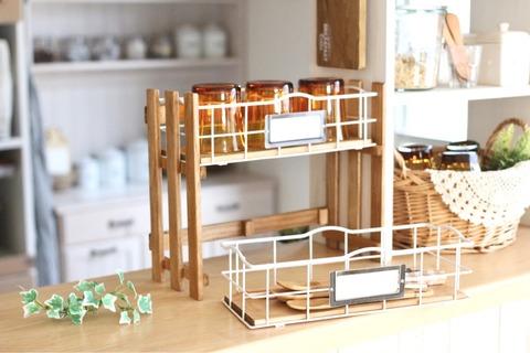 カトラリー DIY キッチンカウンター リメイク ダイソー