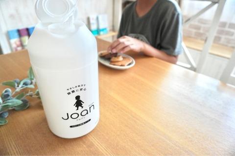 ジョアン 発酵乳酸除菌シート ノンアルコール除菌スプレー