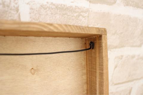 ピアスホルダー 木箱 セリア 簡単DIY 簡単リメイク