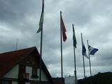 スイス村旗