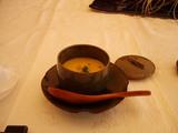 水カボチャのスープ