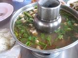 豚軟骨のスープ