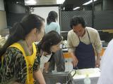 調理の指導