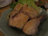 ガイヌン(蒸鶏)