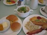 6月23日の朝食