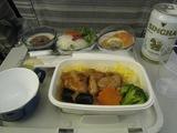 機内食JAL便