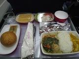 機内食TG国際線