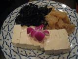 タイスキ_豆腐ときくらげ
