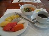 10日の朝食