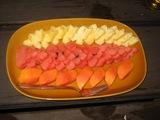 デザート(フルーツ3種)