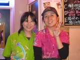kana-san & tsune-chan