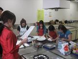 料理教室開始