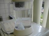浄水器を導入しました。