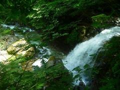 仁三郎の滝1